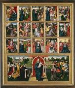Seven Joys of the Virgin Mary